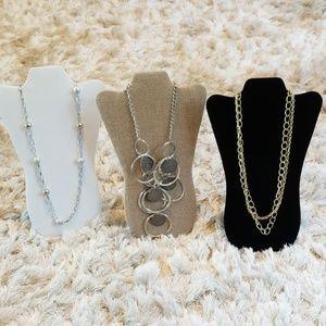 Set of 3 necklaces